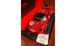 Ferrari 458 challenge 1:18 BBR, масштабная модель, scale18