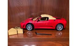 Ferrari F430 Spider 1:18 BBR, масштабная модель, scale18