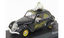 Peugeot 202 Moto-Velo 'Michelin' 1946, масштабная модель, Altaya, scale43