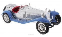 Alfa Romeo 8C 2300 Touring (1932) 1:18, масштабная модель, Bburago, 1/18