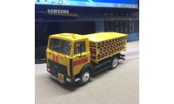 МАЗ-4570 перевозка газовых баллонов Nik-Models