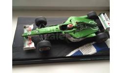 JAGUAR R1 Eddie Irvine 1:18 F1 Фирменная подарочная упаковка, масштабная модель, scale18