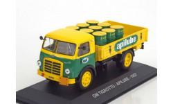 OM TIGROTTO бортовой грузовик 'APILUBE' 1957 (Altaya (IXO) 1:43