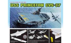 Авианосец USS Princeton CVS-37 PRINCETON масштаб 1:700, сборные модели кораблей, флота, scale0, Dragon
