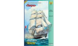 9034 Французский фрегат Ашерон масштаб 1:200, сборные модели кораблей, флота, Звезда