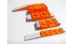 Набор из 5-ти миниатюрных шкурников LSH0517