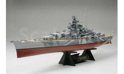 78013, Немецкий линкор Tirpitz масштаб 1:350
