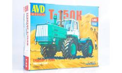 6002AVD Сборная модель Трактор Т-150К