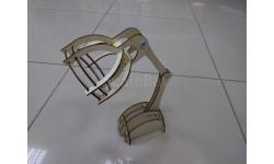 Настольная лампа из дерева, инструменты для моделизма, расходные материалы для моделизма