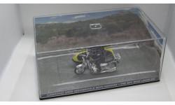 James Bond Kawasaki Z900, масштабная модель мотоцикла, 1:43, 1/43, The James Bond Car Collection (Автомобили Джеймса Бонда)