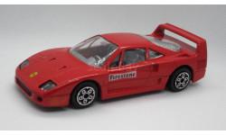 Ferrari F40, Bburago,  1/43