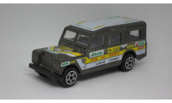 Land Rover Raid, Bburago,  1/43