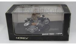 Мотоцикл BMW R60 Norev 1:43