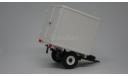 ПРИЦЕП Фермер фургон УАЗ Тантал Саратов  пластик 1:43, масштабная модель, Агат/Моссар/Тантал, scale43
