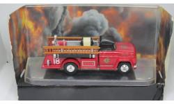 CORGI FIRE HEROES GMC FIRE PUMPER CHICAGO FIRE DEPARTMENT TRUCK REF CS90009, масштабная модель, scale0