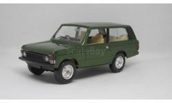 Range Rover 1970 4x4 Solido 1/43, масштабная модель, scale43