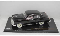 ГАЗ М 21 Волга черная со звездой (1956) IXO 1/43, масштабная модель, scale43