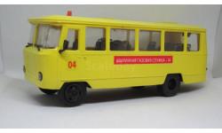 Автобус Г1А1-02 'Кубань' аварийная газовая служба  Компаньон 1/43