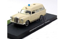 Mercedes Benz Binz Ambulance James Bond 1/43
