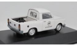 Trabant 1.1 Pick-Up Open 1990 Light Grey IST 1:43