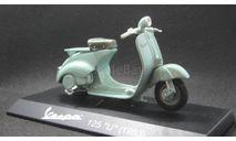 Мотороллер PIAGGIO Vespa 125U 1:18, масштабная модель мотоцикла, scale18