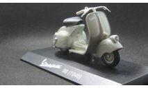 Мотороллер PIAGGIO Vespa  98 1946 1:18, масштабная модель мотоцикла, scale18