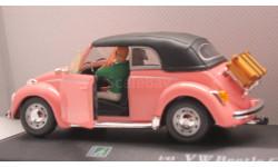 Volkswagen Beetle Cabriolet CARARAMA 1/43