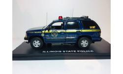 Chevrolet Tahoe New York State Police 1:43, масштабная модель, scale43