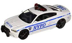 DODGE Charger NYPD (DARON 1:43), масштабная модель, 1/43