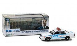 FORD Crown Victoria NYPD (Greenlight 1:43)