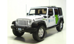 JEEP Rubicon US Customs & Border Protection (Greenlight 1:43)
