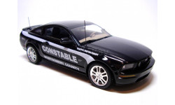 Ford Mustang USA Constable (Minichamps 1:43), масштабная модель, scale43