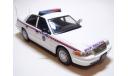 FORD Crown Victoria US Postal Police (PCT 1:43), масштабная модель, Конверсии мастеров-одиночек, 1/43