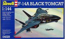 F-14 A   Black Tomcat  1/144   Revell   04029, сборные модели авиации, scale144