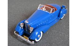 Packard Twelve LeBaron Speedster, масштабная модель, IXO, scale43