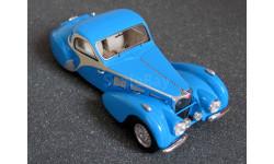 Bugatti T57 Atalante, масштабная модель, Spark, scale43