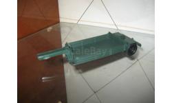 полуприцеп газ 52-06 для перевозки сыпучих грузов, масштабная модель, DiP Models, scale43