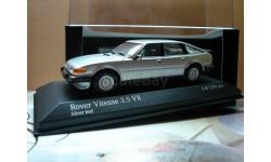 Rover Vitesse 3.5 V8' 1986 / Minichamps 1:43