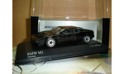 BMW M1' 1978 / Minichamps 1:43
