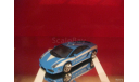 Lamborghini Gallardo LP 560-4 Polizia. Производитель NoreV. Б/У ., масштабная модель, 1:43, 1/43