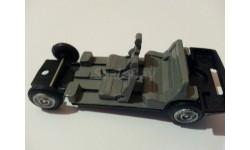 Днище ВАЗ-2108, 09, ранний серый салон, узкая резина, запчасти для масштабных моделей, 1:43, 1/43, Агат/Моссар/Тантал