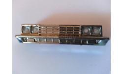 Решетка радиатора с фарами ЗИЛ-117, А31, (скол никеля)