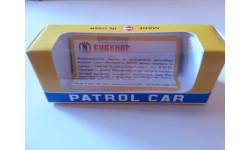 Коробка Москвич 412, Патрульный
