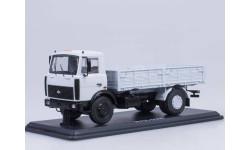 МАЗ-5337 бортовой, серый (поздний)
