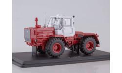 Трактор Т-150К (серо-красный), масштабная модель, 1:43, 1/43, Start Scale Models (SSM)