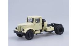 МАЗ-200В седельный тягач, бежевый, масштабная модель, 1:43, 1/43, Автоистория (АИСТ)