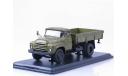 ЗИЛ-130-76 бортовой (поздняя облицовка радиатора), хаки, масштабная модель, 1:43, 1/43, Start Scale Models (SSM)