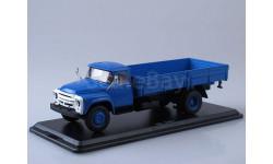 ЗИЛ-130Г длиннобазный  синий