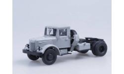 МАЗ-200В седельный тягач, серый, масштабная модель, 1:43, 1/43, Автоистория (АИСТ)