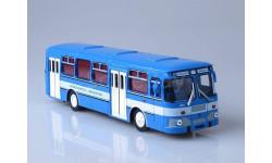 ЛИАЗ-677М безопасность движения